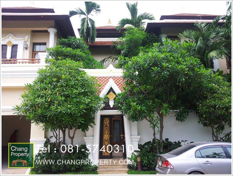 Luxury house Pattaya sale:ขายบ้านสุดหรูทางลงหาดพัทยา
