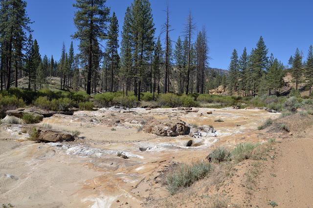 Piru Creek bed