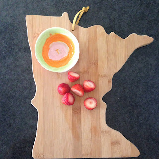 Minnesota, Minnesota Cutting Board, ceramics