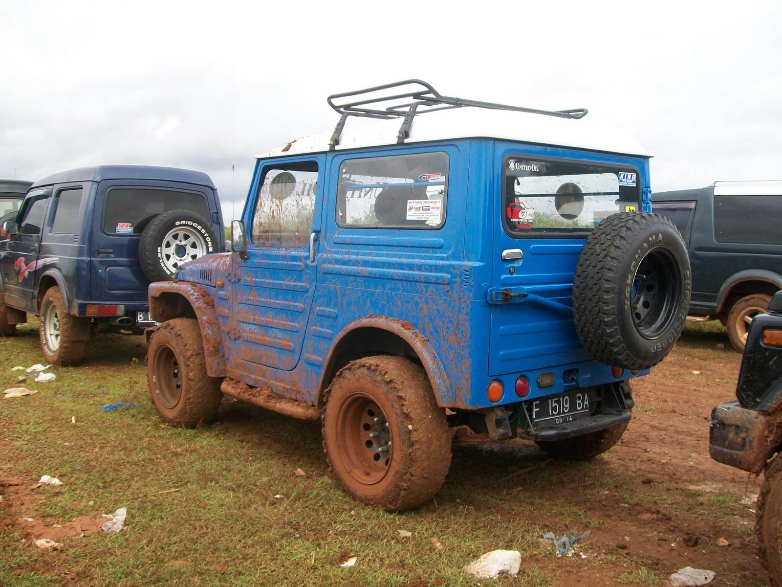 Suzukijeepinfo  Atur Sulistyanto  U2502 Suzuki Jimny Lj80