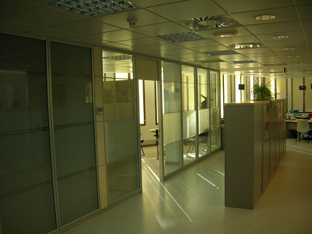 Lrh arquitecto reforma oficina de empleo pza de gueda 10 for Oficina de empleo mas cercana
