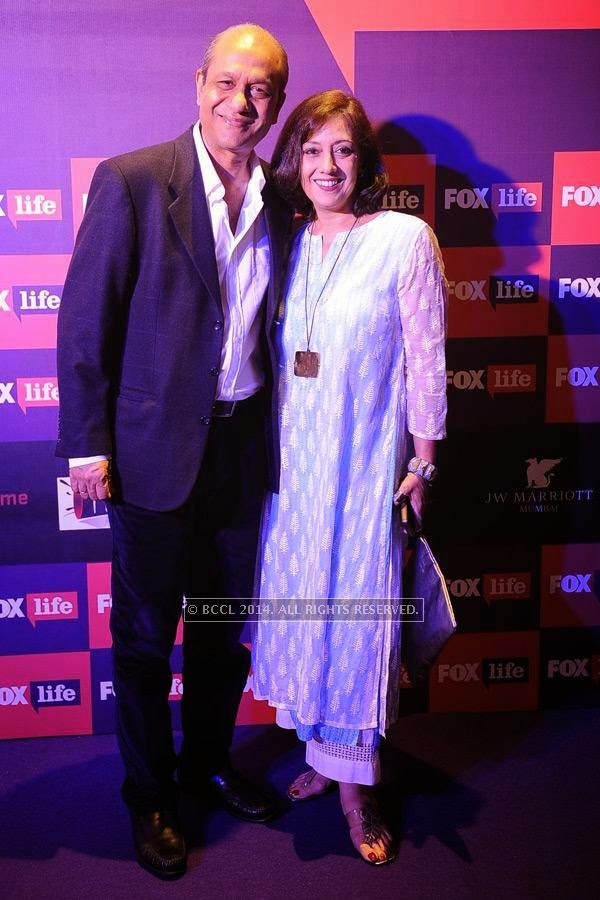 Guests during the launch of FOX Traveller's new television channel FOX Life, in Mumbai, on July 16, 2014.<br />