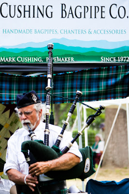 Cushing Bagpipe Co.