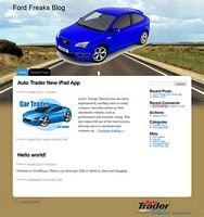 Ford Focus Theme from AutoTrader