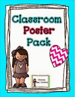 http://www.teacherspayteachers.com/Product/Classroom-Poster-Pack-1321115