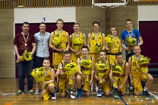 JU14-1 Kampioen