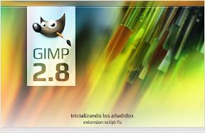 Probando las nuevas características de Gimp 2.8