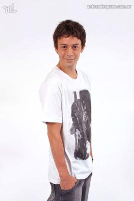 Participantes de Gran Hermano 2012 - Nazareno Bellini