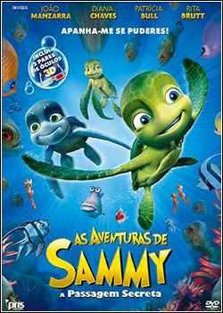 As Aventuras De Sammy – DVDRip AVI Dual Áudio