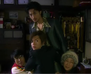 Kato Shigeaki, Takezai Terunosuke, Nakayama Yuichiro, Kino Hana