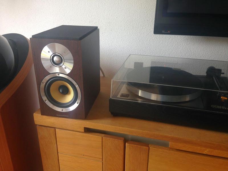 Changed my Mission 732 for B&W Cm1 | Audiokarma Home Audio Stereo