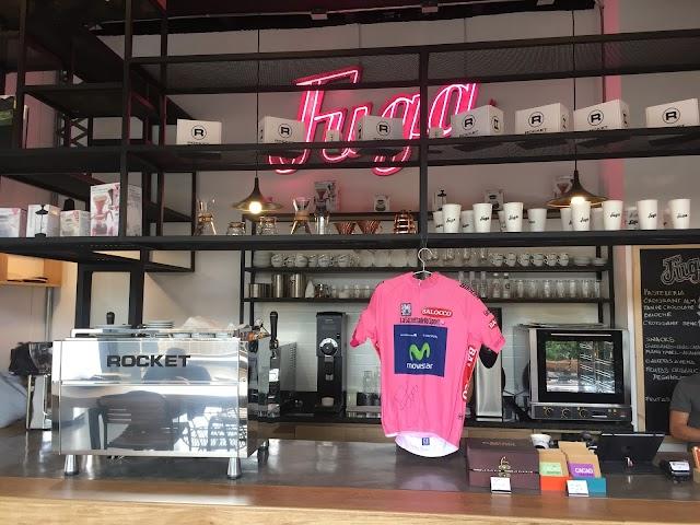Fuga Cafe + bike studio