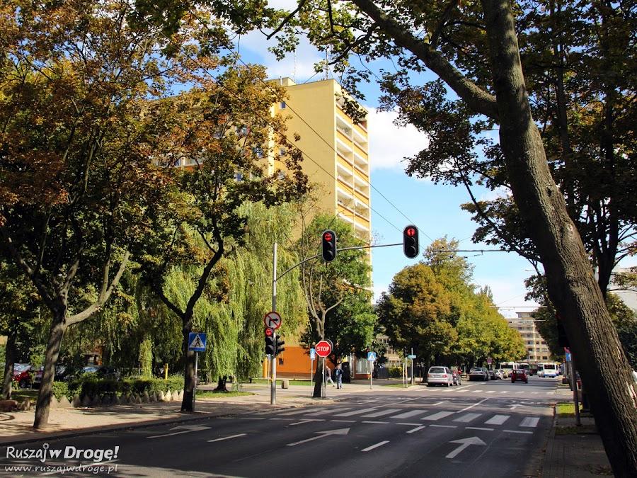 Gdynia - ulica Wójta Radtkego