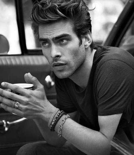 Jon Kortajarena by Peter Lindbergh for David Yurman F/W 2011