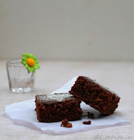 Easy Cocoa Brownies