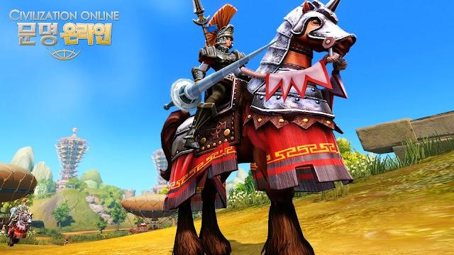 Cận cảnh gameplay của Civilization Online 4