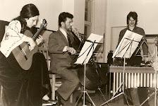 Mariangeles Sánchez Benimeli, Christoph Kapler y Martin Rosenthal