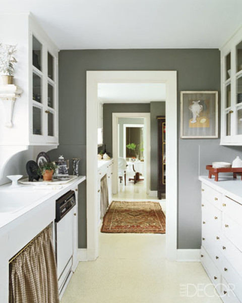 Dransfield And Ross Designed This Cozy Old Fashioned Feeling Butlers Pantry