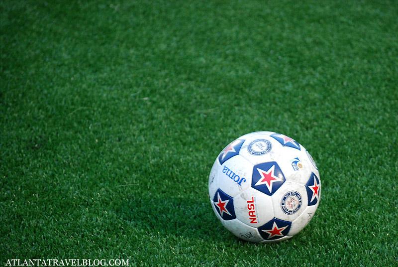 Футбольный клуб Атланта Силвербэкс