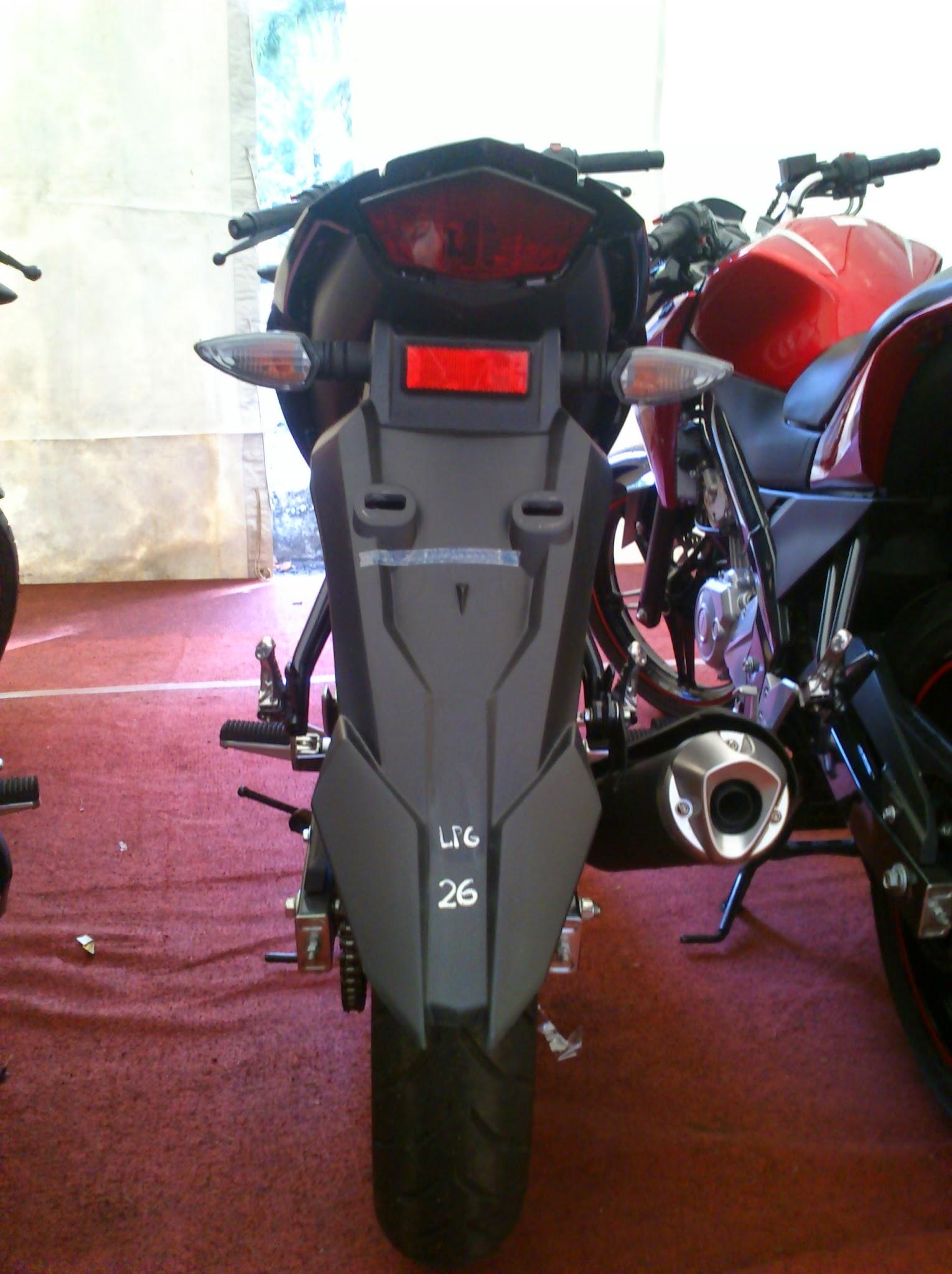 Modif Yamaha Vixion Velg Jari Jari