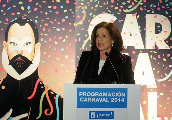Programación del Carnaval 2014 en Madrid, con El Greco como protagonista