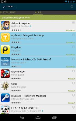 Google Play Store 3.9.16