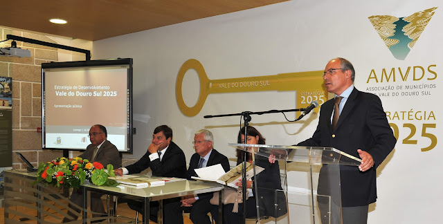 Douro Sul define estratégia de desenvolvimento a longo prazo