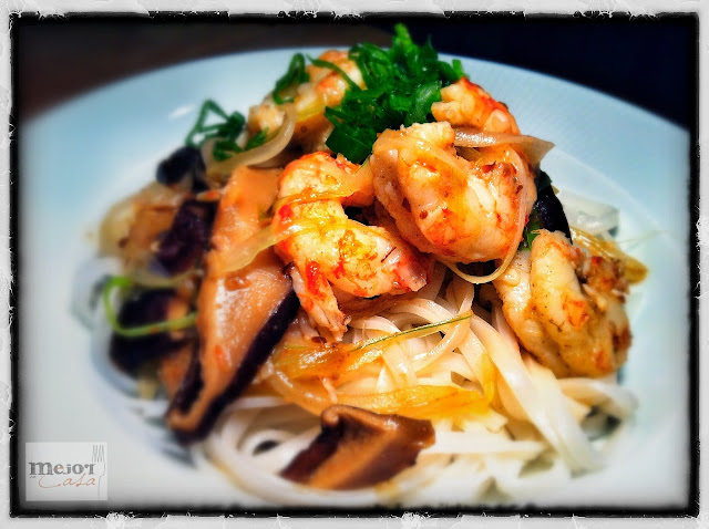 Pad thairestaurante a domicilio Mejor en casa