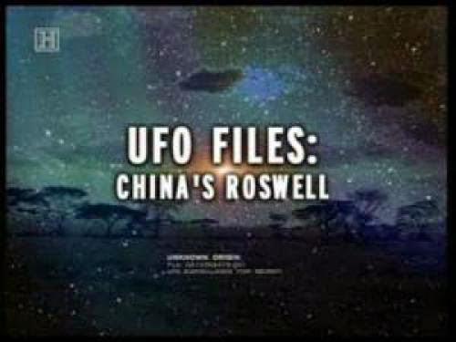 Ufo Files China Roswell
