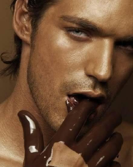 шоколадные члены фото