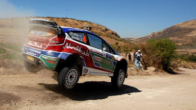 ford WRC mexico