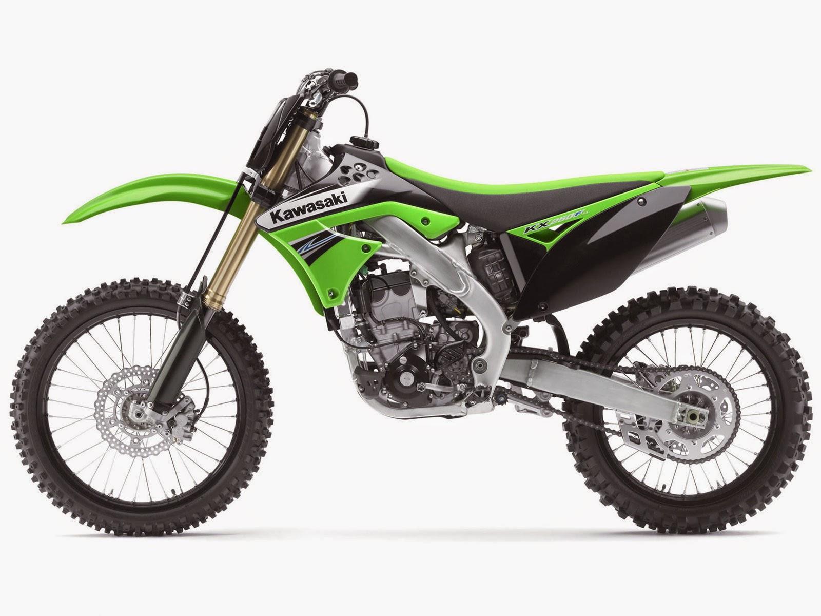 Modifikasi Kawasaki Trail Klx 250