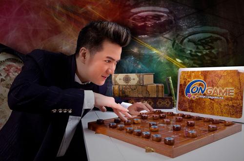Lộ diện ảnh quảng cáo của Đàm Vĩnh Hưng cho Ongame 3
