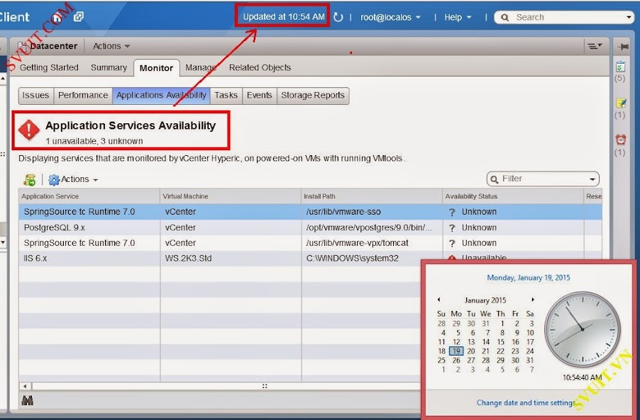 monitor service with vSphere app Ha (5)