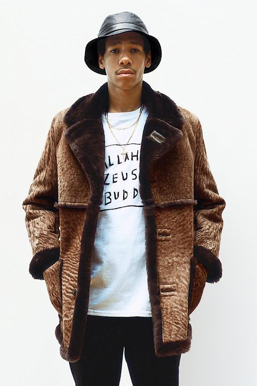 *2013 秋冬潮流趨勢:Supreme讓你擁有極具特色的個人復古混搭風格! 1