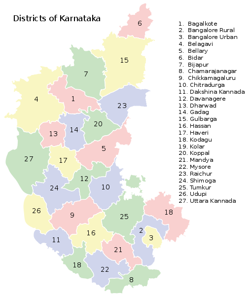 karnataka tourist places list in pdf