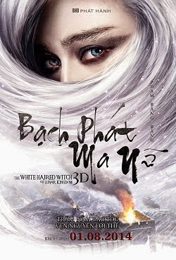 The White Haired Witch Of Lunar Kingdom - Tân Bạch phát ma nữ 2014