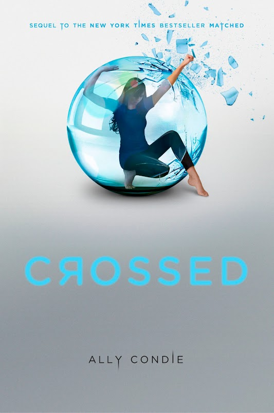 Book Review: Crossed (Matched Trilogy, Book 2), By Ally Condie