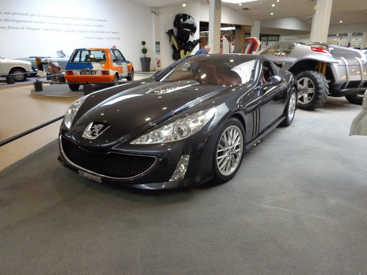 Musée de l'aventure Peugeot à Sochaux DSC01344
