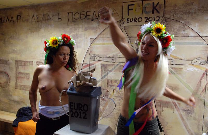 Санкции проститутки украинки
