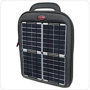 Cargador Solar para iPad