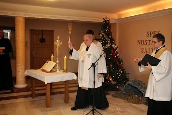 ks. kan. Ireneusz Szwarc - Kolęda seminaryjna