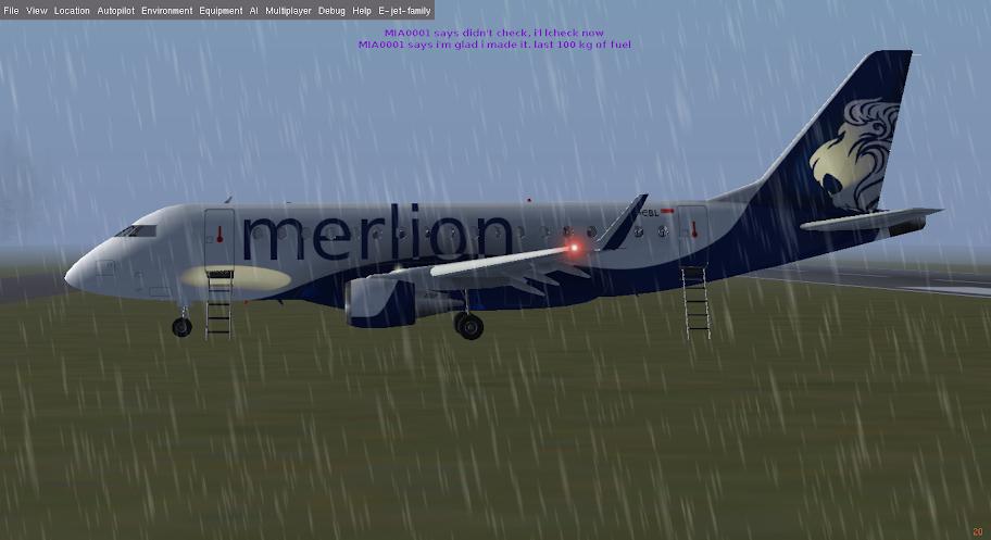 Amazing feat at Ketapang Airport! Fgfs-screen-680