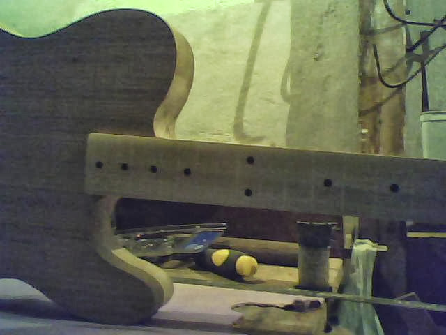 Construção guitarra telecaster, meu 1º projeto bolt on. Finalizado e com vídeo - Página 2 Imagem+049