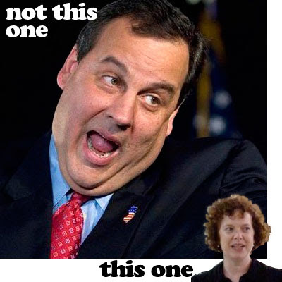 Chris Christie and Laura Waters wreaking havoc on Garden State education