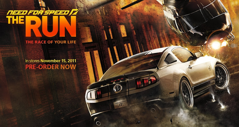 Need for Speed The Run Online Preorder
