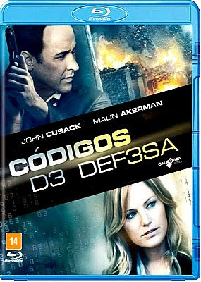 Filme Poster Códigos de Defesa BDRip XviD Dual Audio & RMVB Dublado
