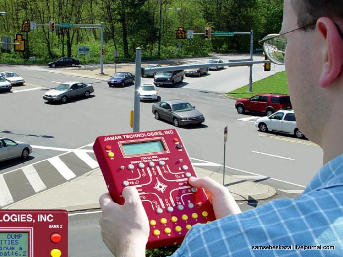 Как мониторят транспорт в США