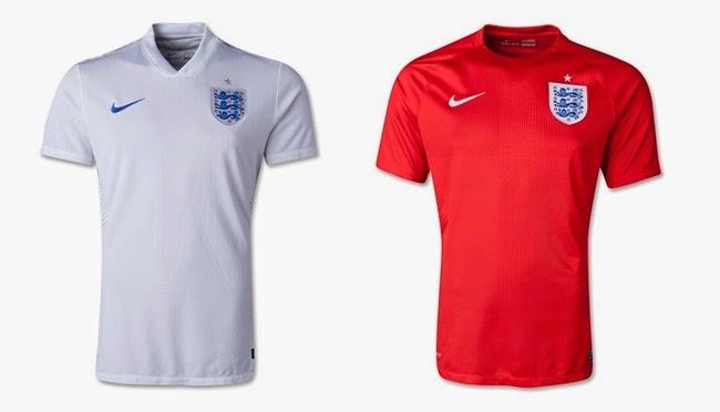 FIFA World Cup 2014 Kits - Official Jerseys 35d46b3f1