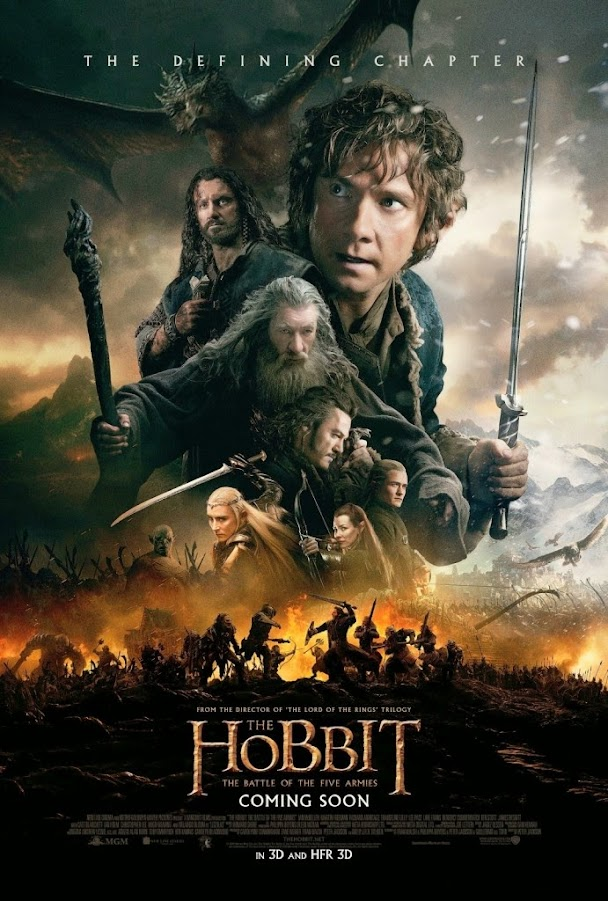 The Hobbit: The Battle of the Five Armies (The Hobbit 3) Extended